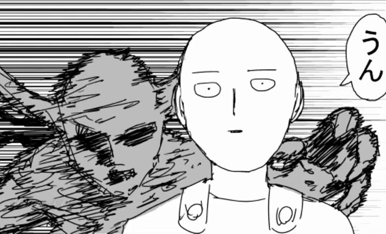 動画】ワンパンマン 第140話 サイタマVSガロウ 原作ONE漫画